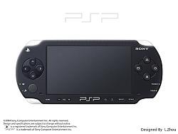 PSP拟物练习2款