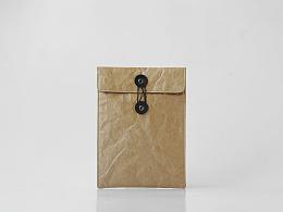 纸竹常乐创意小信封包