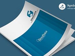 韩国数据服务公司高端画册设计(2009年作品整理)