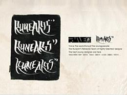 RUNEARTS字体