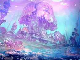 NAMO_《人鱼帝国》场景设定2