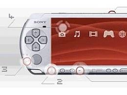 展示PSP3000特点的小FLASH
