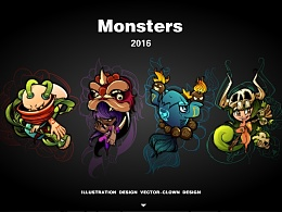 Monsters 2016