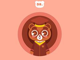 q弹的熊博士来啦
