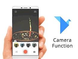 Origami Freebie - Camera Function