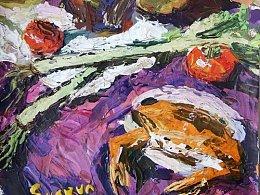 艺考时期色彩作品(6p)
