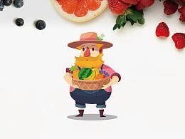 优选果园品牌设计