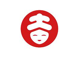 意美吉日式烘焙餐厅logo整体设计