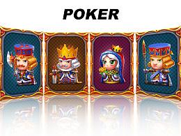 《小扑克》