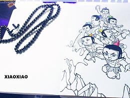 致童年系列-第八弹《斗蛇精,救爷爷》!!