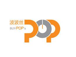 POP便利店·标志设计|北京海空设计