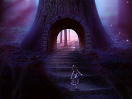 《梦幻森林》合成练习
