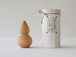 葫芦扩香器包装设计