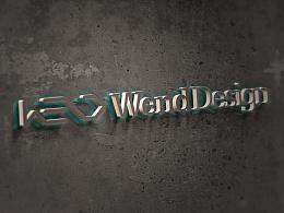 WENDDESIGN-文行空间设计品牌标志设计-壹行设计yesimvdesign