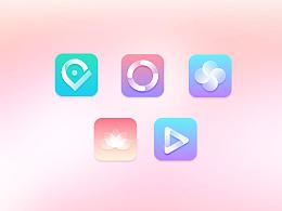 小清新icon