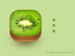 重拟物水果图标