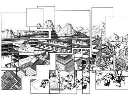 漫画背景素材免费下载-CGFUN漫画学院 收集整理