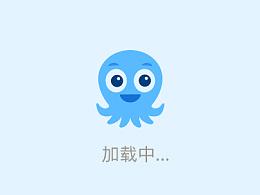 AE教程,简单形状变化动画——跳跳小章鱼~