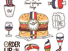 DANIEL WELLINGTON X FIREYE