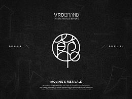 [VRD|vrd設計] 節氣實驗 動態海報合集