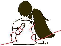 情人节涂鸦