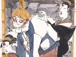 我和浮世绘有个约会