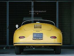 汽车摄影-赛车节上最骚气的一枚老爷车