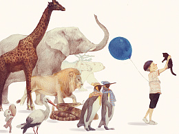 气球男孩——《从动物城路过》