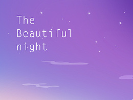 The Beautiful night