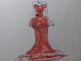 好想学习婚纱设计