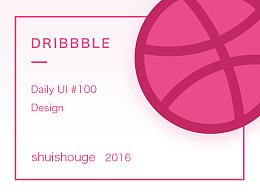 Daily UI #100 (Dribbble整理_03)