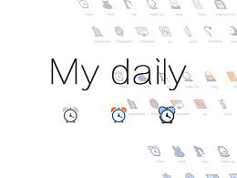 我的日常 icon