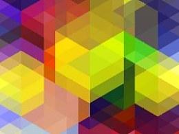 色彩互叠练习