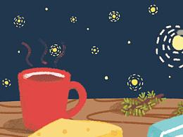 咖啡书吧的小动画