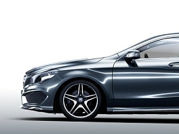 Benz车漆颗粒测试