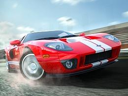 CGI_Ford GT 2015