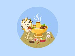 吃货二十四节气-冬季篇