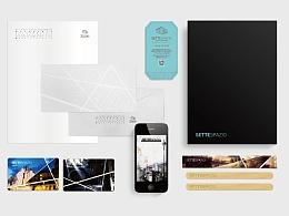 7号艺术餐厅视觉设计
