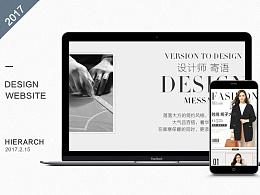 suit-dress详情页设计