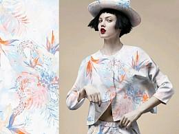 衣料图案设计(2)