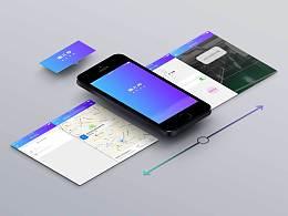 UI设计-哪儿停app