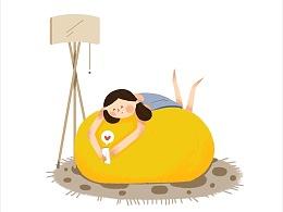 我和我的黄海绵