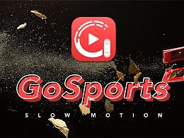 GoSports 1.0 UI Design