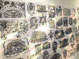 🎪《时光·马戏团-DREAMY PARDES》设计手稿 PART A