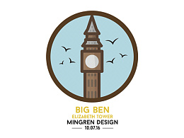 Day7- 每日設計 Big Ben Design