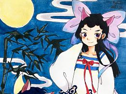 小青和明月