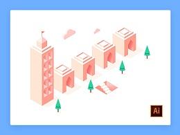AI插画分享-2.5D(内附教程)