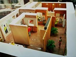 毕业设计展厅设计