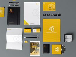 Beehive Startup Studio- VI设计