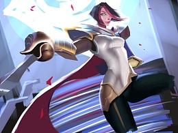 英雄联盟-无双剑姬